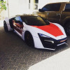 Полиция Абу-Даби заполучила суперкар Lykan Hypersport за $3,4 млн.